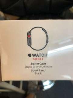 38mm LtE Apple Watch