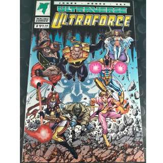 Ultraverse Ultraforce #1