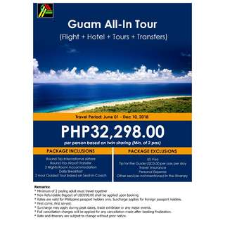 Guam All-In Tour