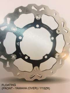 Brake Disc(over) Alloy S Series