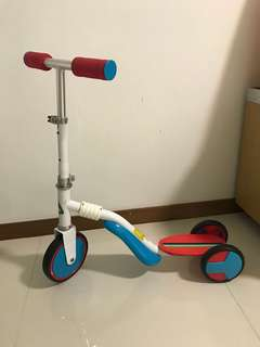 New Kids Scooter with 2 positions (ELC)