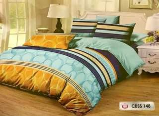 Sprei 3D murah (NEW) KING SIZE
