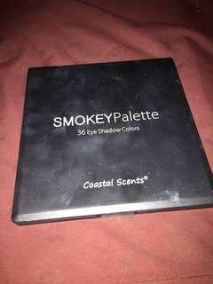 Smokey palette 36 warna