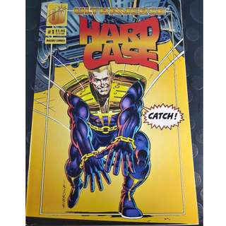 Ultraverse Hard Case #1