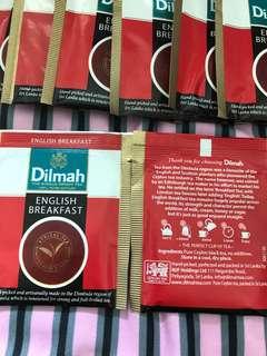 🈹️8 個英國早餐茶,Dilmah English breakfast tea ,all 8 斯里蘭卡