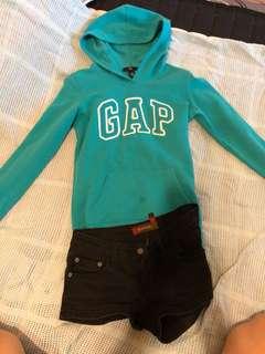 🚚 Gap長袖連帽上衣