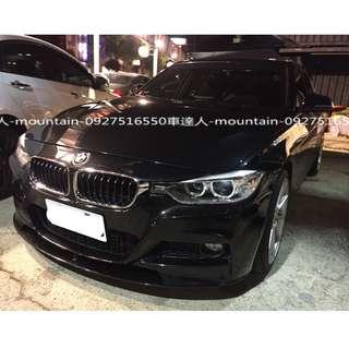 2013年 BMW 328I 黑色 專營優質中古車-二手車