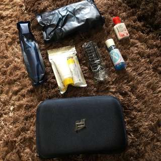 MAS Businesses Class Amenity Kit