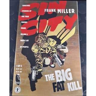 Sin City: The Big Fat Kill #1