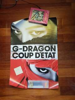 [WTS] GDragon Poster