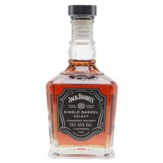 Jack Daniel's Tennessee Whiskey - Single Barrel Select - 70cl