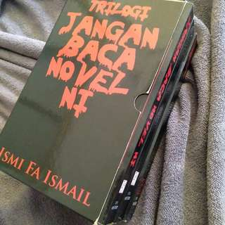 Novel Fixi JANGAN BACA NOVEL NI