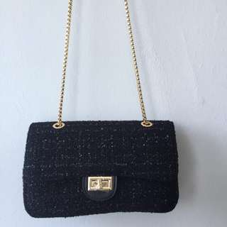 KNITTED CHANEL BAG