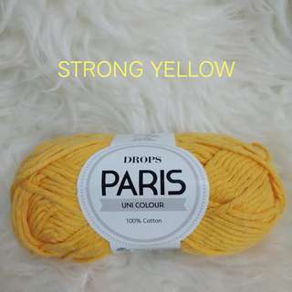 Drops Paris - Strong Yellow