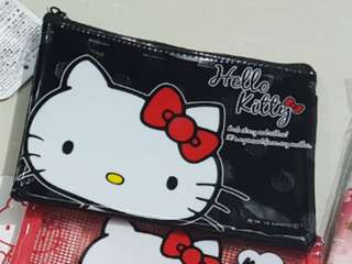 BN in stock Hello Kitty Pouch from Daiso Japan