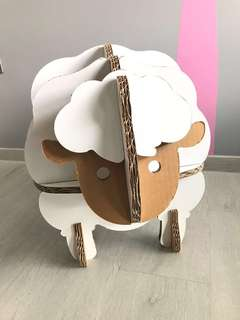 Handicraft Sheep Bookshelf