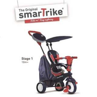 Smart Trike 4-in-1