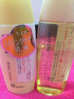 Face lotion Japan