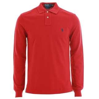 Red Polo Men Shirt Original
