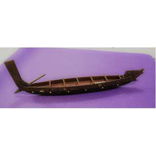 New Zealand Maori War Canoe Length 53 cm