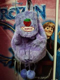 Girl bagpack