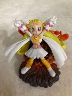 古董玩具 小魔女doremi 小花figure