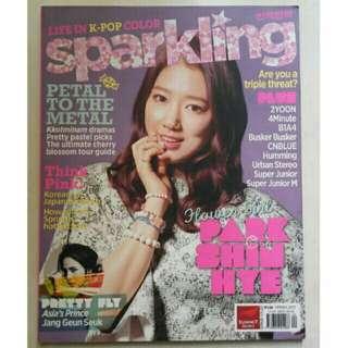 Sparkling Magazine Spring Issue