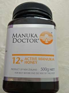 Manuka Doctor Honey 500g