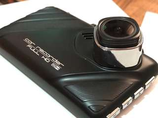 Car camcorder/ cat video camera