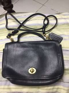Pre loved Coach sling bag