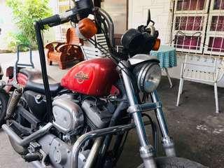 Harley Davidson Sportster XL 1997