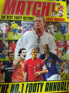 Match Annual 2005