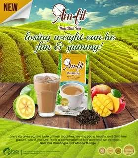 Am-fit Thai Milk Tea