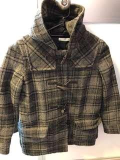 英倫風西裝外套