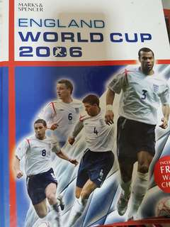 England World Cup 2006