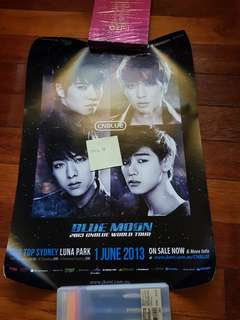 [WTS] CN Blue Poster