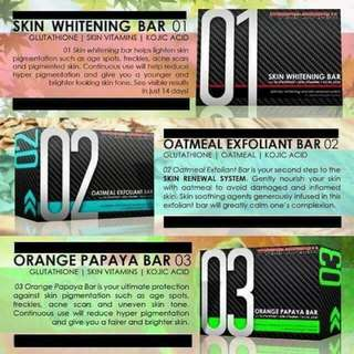 MOST TESTED WHITENING BAR