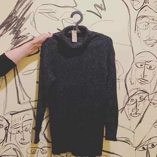 🚚 🖤韓國帶回高領毛衣