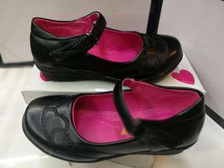 Synthetic school shoes kids (5802S)
