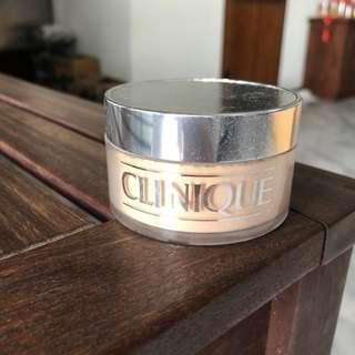 CLINIQUE loose powder