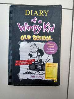 Diary Of Wimpy Kid - Old School