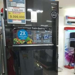 Samsung RT46K6231S8 DP 0% + Free Admin Tanpa Kartu Kredit