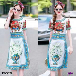 Maxi dress ; shop to