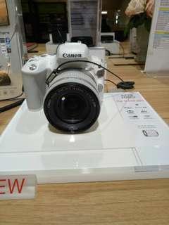 Canon EOS 200D juga bisa kredit