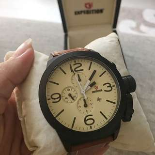 Expedition Watch for Sale