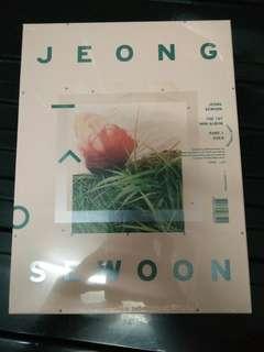 Jeong Sewoon First Mini Album
