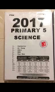 Primary 5 & 6 2017