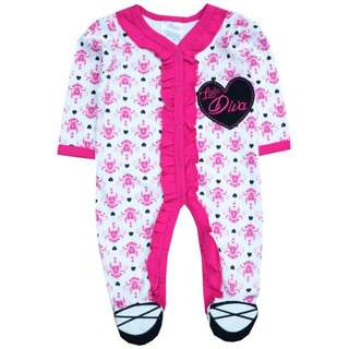 Jumpsuits – BB Pink LITTLE DIVA