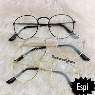 Sunnies and specs (two for 200php) Any design
