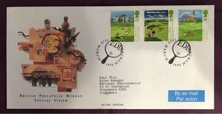 BPB Special Cover 1995
